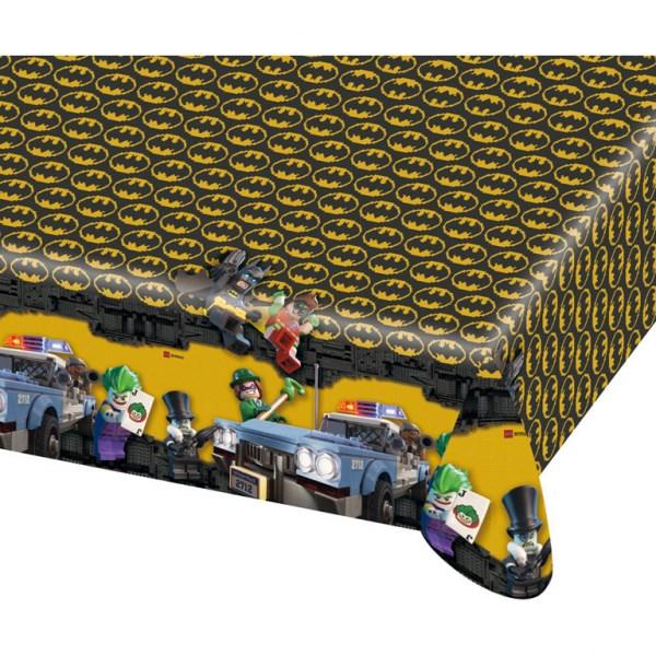 6e674283 LEGO Batman bordsduk- barnebursdag | Adlibris Bokhandel – Størst ...