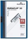 Esitekansio Duraclip 2200 A4 3mm sininen