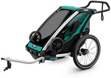 Thule Chariot Lite1 Cykelvagn, Bluegrass