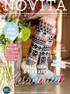 Novita lehti kesä 2/2018 FIN