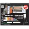 Art Easel Studio Set Simply 115 deler
