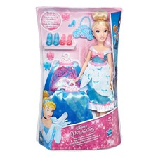 Disney Princess Layer'n Style Prinsessa Ruusunen