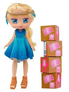 Willa docka, Boxy Girls