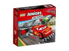 Salama McQueen ja vauhtilähtöteline, LEGO Juniors Cars 3 (10730)