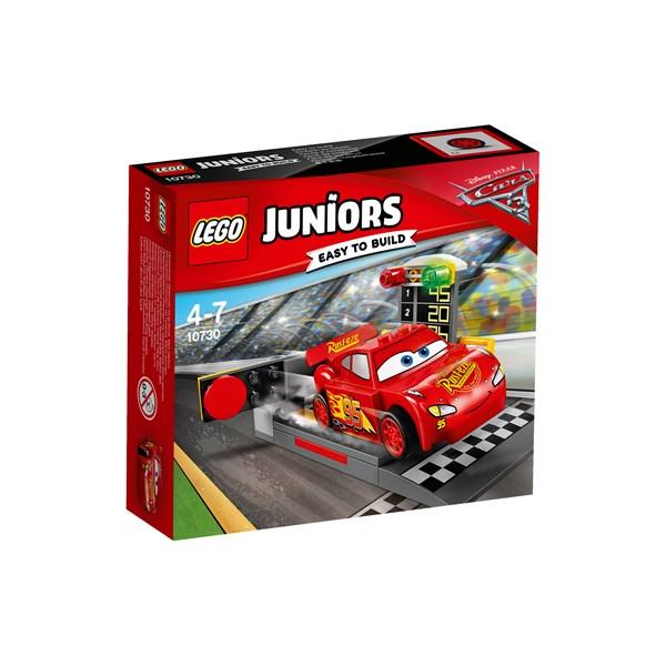 blixten mcqueen snabbstart lego juniors cars 3 10730 lego adlibris. Black Bedroom Furniture Sets. Home Design Ideas
