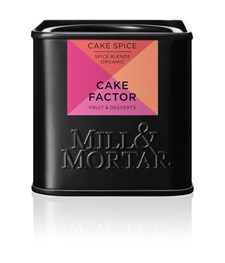 Mill & Mortar Cake Factor 50 g