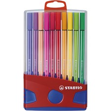 Fargepenn STABILO Color Parade Pen 68 Multi 20-pack