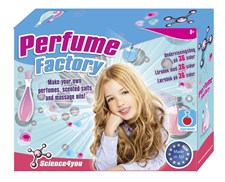 Perfume Factory, Science4you