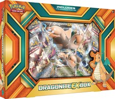 Pokémon Box Dragonite EX