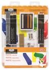Pastellikynät ja pastellitikut + tarvikkeita, Royal & Langnickel