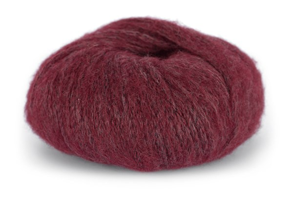 Du Store Alpakka Pus Garn Alpakkamix 50 g Vinrød 4016
