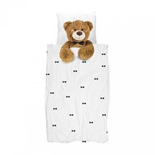 Bäddset Teddy, 150 x 210, Snurk