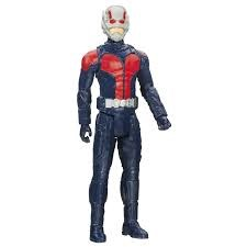Titan Hero Ant Man, 30 cm, The Avengers