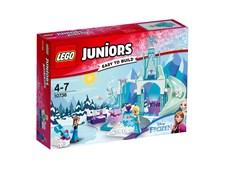 Anna og Elsas frostfylte lekeplass, LEGO Juniors (10736)