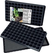 Pluggset Water 84 celler m. bevattn.matta