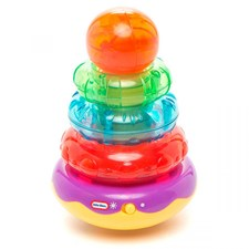 Light 'n' Sounds Stacker, Stableleke, Little Tikes