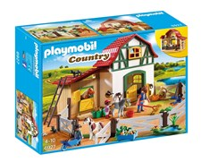 Ponnygård, Playmobil Country (6927)
