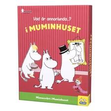 Vad är annorlunda i Muminhuset?, Peliko