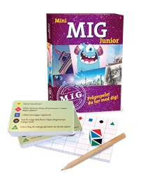 Mini MIG Junior, Resespel (SE)