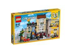 Huset på Parkgatan, LEGO Creator (31065)