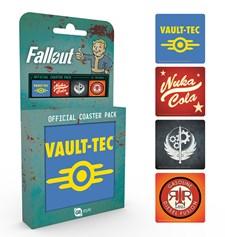 Fallout 4 Drinkunderlägg 4-pack