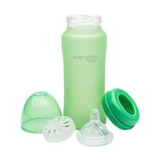 Nappflaska MilkHero 300ml, Grön