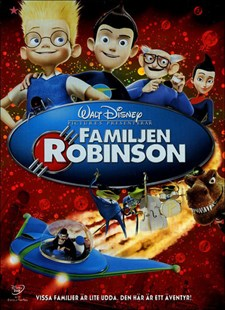 Disney Klassiker 47 - Familjen Robinson