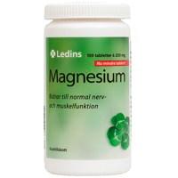 Ledins Magnesium, 100 tabletter