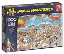 Jan van Haasteren, At The Beach, Pussel 1000 bitar