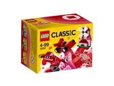 Rød kreativitetsboks, LEGO Classic (10707)