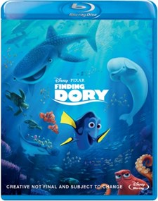 Disney Pixar Klassiker 17 - Hitta Doris (Blu-ray)
