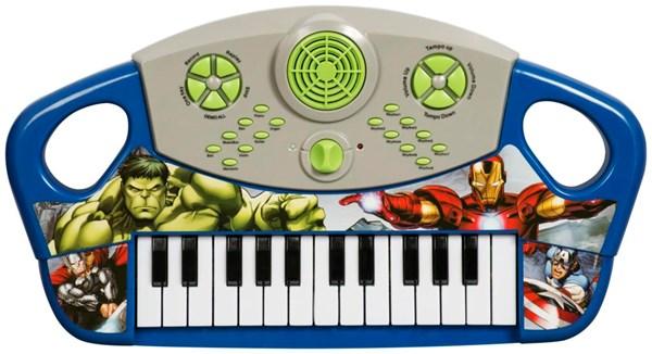 Stort piano, Avengers