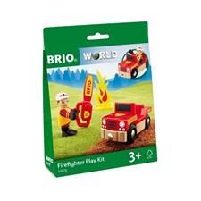 BRIO World - 33876 Brannmannsett