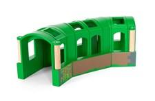 Fleksibel tunnel, Brio Togbane