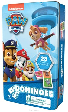 Paw Patrol, Domino