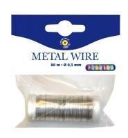 Metalltråd silver Playbox