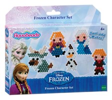 Frozen Character Set, Aquabeads