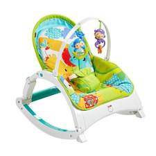 Newborn-to-Toddler Rocker, Rainforest Friends, Fisher-Price