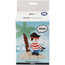 Funny Friends, Peter the Pirate, 1set