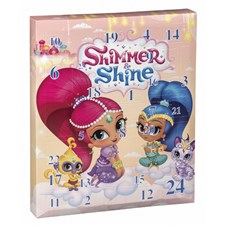 Adventtikalenteri, Shimmer & Shine