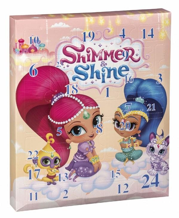 Adventskalender, Shimmer & Shine
