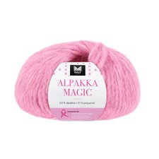 Dale Garn Alpakka Magic 50 g Rosa Sløyfe