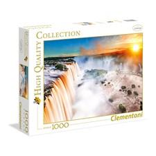 Puslespill HQC Waterfall, 1000 brikker, Clementoni