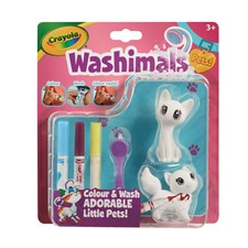 Crayola Washimals Cats