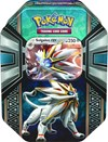 Poke Tin Box 2017 Spring, Legends of Alola, Solgaleo, Pokémon