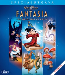 Disney Klassiker 03 - Fantasia (Blu-ray)