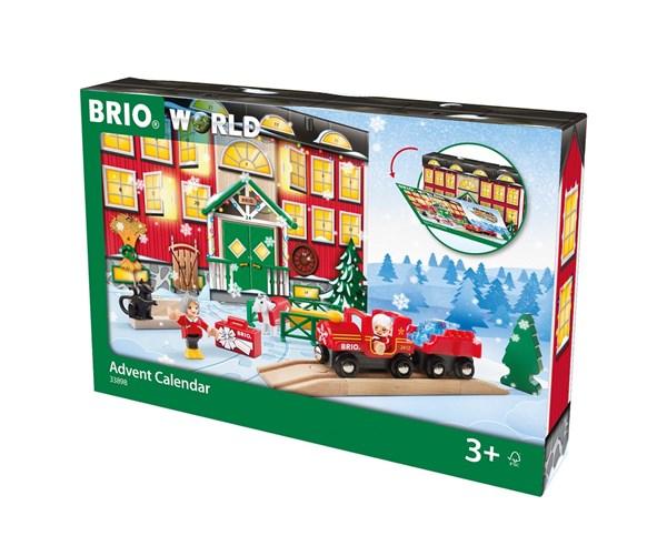 brio joulukalenteri 2018 BRIO Adventtikalenteri 2018 (33898), Brio   joulukalenterit  brio joulukalenteri 2018