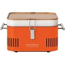 Everdure Cube Kolgrill Orange
