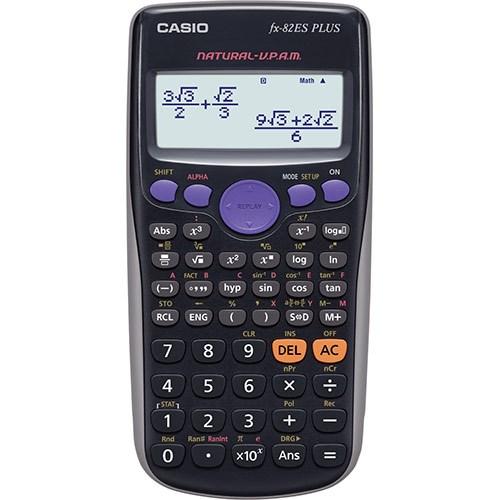 Kalkulator teknisk CASIO FX-82ES Plus