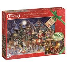 Santa's Christmas Helpers, Julpussel, 2 x 1000 bitar